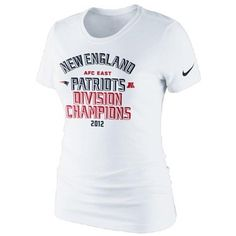 nike nfl jersey Nike Houston 2012 AFC South Division Champions Ladies  Locker Room T-Shirt nfl jersey by nike e90972a89