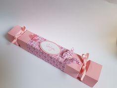 Süßes Knallbonbon DIY - rose