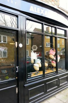 An amazingly inspirational artical! Hat Display, Industrial Style Lighting, Shop Counter, Chic Shop, Upholstered Arm Chair, Store Windows, Very Well, Locker Storage, Shops
