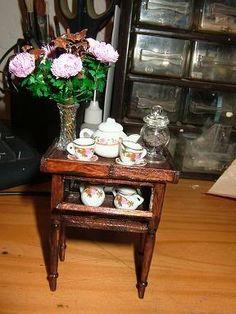 Workshop Tea Table | Marjabalvers.jouwweb.nl