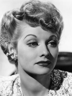 Lucille Ball...she was such a funny person and so classy and beautiful my favorite TV star by far!