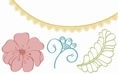 Free Digital Scrapbooking Embellishments from Creative Memories - click to website to download!