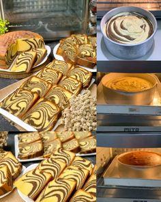Resep Bolu Macan Moist | Resepkoki.co Marble Cake Recipe Moist, Marble Cake Recipes, Sponge Cake Recipes, Chocolate Pudding Recipes, Chocolate Flavors, Marmer Cake, Bolu Cake, Resep Cake, Baking Secrets