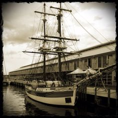 Hoist the sails.