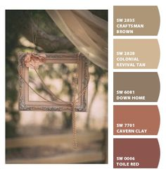 Exterior paint sherwin williams brown color schemes 41 New Ideas Exterior Paint Colors For House, Kitchen Paint Colors, Bedroom Paint Colors, Paint Colors For Home, Exterior Colors, Room Colors, Wall Colors, Warm Kitchen Colors, Outdoor House Colors