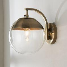 Sconces Living Room, Bathroom Sconces, Living Room Lighting, Bathroom Lighting, Bathroom Ideas, Bathroom Organization, Hallway Sconces, Bath Fixtures, Vanity Lighting
