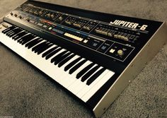MATRIXSYNTH: ROLAND JUPITER 6 VINTAGE ANALOG SYNTH