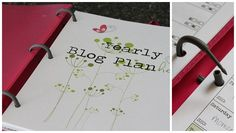 DIRECT LINK to Blog Organizer at Homeschool creations.  LOVE love love this tool!  BlogPlanner
