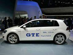 Volkswagen Golf GTE - http://www.topcarmag.com/volkswagen-golf-gte.html