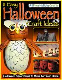 halloween crafts for kids to make at home - Google Search