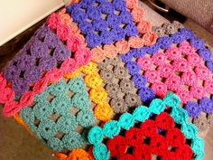 Crochet Yoyo Patterns : 1000+ images about Crochet - Yo Yo on Pinterest Yo yo ...