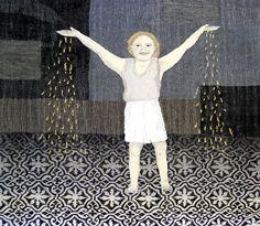 "Aino Kajaniemi, ""Gold Rain"""
