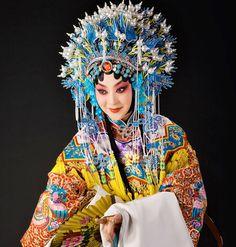 Four Roles of Beijing Opera or Peking Opera (2)