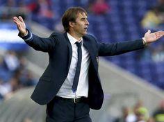 :.: Lopetegui: «O 2-0 podia ter chegado muito mais cedo» - FC Porto - Jornal Record :.: