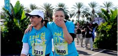 runDisney | Disney Marathons and Running Events | Official Site    My friend Christine is famous!