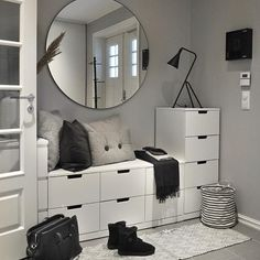 15 Nordic-Style Bedroom Ideas To Inspire you Home Decor Bliss Minimalist Bedroom Bedroom Bliss Decor Home Ideas Inspire nordicstyle Room Ideas Bedroom, Bedroom Inspo, Decor Room, Home Bedroom, Living Room Decor, Modern Bedroom, Simple Bedrooms, Master Bedroom, Bed Room