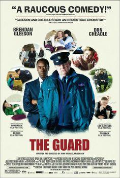 El irlandés: Un policía irlandés y un agente del FBI investigando un caso internacional de drogas. Una divertida película que mezcla un poli serio y responsable con otro que es poco ortodoxo e impulsivo.