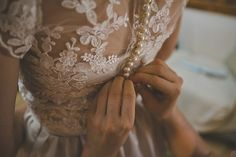 Imagem de bride, details, and dress