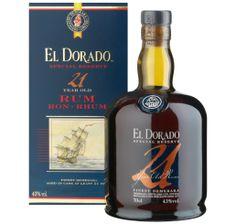 El Dorado Rum 21 Years