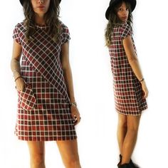 Years ago we had this dress in a size small.. and now it's back in a size large! Available in store and online. Link in bio to shop.   #heytiger #shopheytiger #vintage #vintageshop #vintagelove #vintagefashion #vintagedress #minidress #mod #retro #retrostyle #plaid #asymmetrical #turtleneck #60sstyle #fashion #fallfashion #etsy #etsyshop #etsyseller #etsyvintage #etsysellersofinstagram #90s #grunge #ooak #oneofakind #ootd #onlineshop #vintageforsale #wdywt