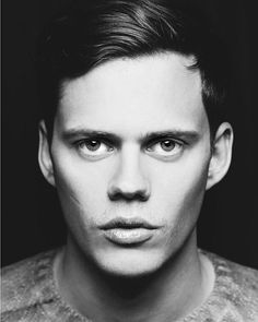 "27 Likes, 1 Comments - Bill Skarsgård (@bbskars) on Instagram: ""For Out Magazine #billskarsård #billskarsgard #romangodfrey #hemlockgrove #pennywisetheclown…"""