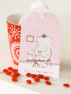 Print your own valentines!