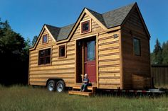 The tiny houses on wheels you'll see here are designed and built by Seattle Tiny Homes. The company has a qualified and experienced team focused on quality, customer satisfaction, and values. And c...