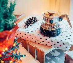 Christmas Coffee | Hario Olivewood Server   #hario #olivewood #coffee   www.prima-coffee.com