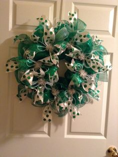 Made this for friend for St. Patrick's Day or ANY day...by Debbie Snyder