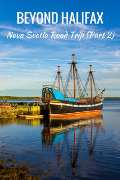 Head to Cape Breton Island for one of the most spectacular drives in Canada. A Nova Scotia road trip demands it. Ottawa, Nova Scotia Travel, Ludington State Park, Places To Travel, Places To Visit, Voyage Canada, East Coast Road Trip, Canadian Travel, Canadian Rockies