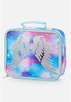 Sparkle Angel Lunch Tote