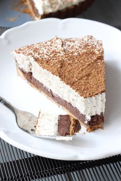 Tiramisu Tart. I just made this and it was a big hit. I will definitely use this recipe again!