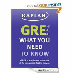 gre what you need to know an introduction to the gre revised general test download this e book for free on your e reader computer or mobile device