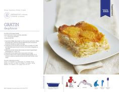 Plat cook it tupperondes gratin dauphinois by Manon Crevier - issuu