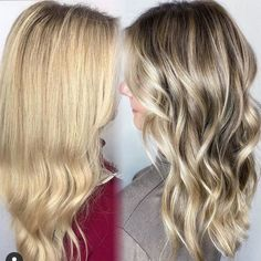 194 Likes, 15 Comments - TN. Balayage Hair, Highlights, Long Hair Styles, Instagram, Beauty, Mary, Madness, Balayage Hairstyle, Blondes