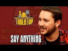  Say Anything: Josh A. Cagan, Matt Mira, and Jonah Ray join Wil on TableTop, episode 10