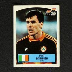 Euro 88 No. Celtic Fc, Republic Of Ireland, Euro, Football, Baseball Cards, Stickers, Trading Cards, Soccer, American Football