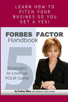 If you don't know who Forbes Riley is, the it is time you did! Forbes has sold billions of dollars of products and has launched the careers of many  including Kim Kardashian. Go from unknown to flourishing when you follow the steps that Forbes teaches.  The no fluff way to be authentic and show up in a way you didn't know was possible. I have spent some time face to face with Forbes and this woman has such great energy and presence! #marketing #entrepreneur #increasesales #passiveincome #ad Business Planning, Business Tips, Business Women, Creating A Business, Starting Your Own Business, How To Make Money, How To Become, Writing Strategies, Success Coach
