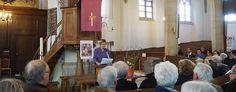 opening tentoonstelling 'vrij Aalten' in St. Helenakerk