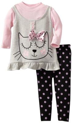 Young Hearts Baby-Girls Newborn Cat Legging Set, Pink, 3-6 Months Young Hearts http://www.amazon.com/dp/B005GZR85O/ref=cm_sw_r_pi_dp_ZJo6tb0CREBDW
