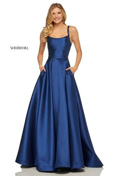 748e872ffd3ed 30 Best Navy Blue Prom images in 2019 | Formal dresses, Homecoming ...