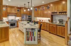 The many kitchens of Boyer Building - traditional - kitchen - minneapolis - Boyer Building Corporation