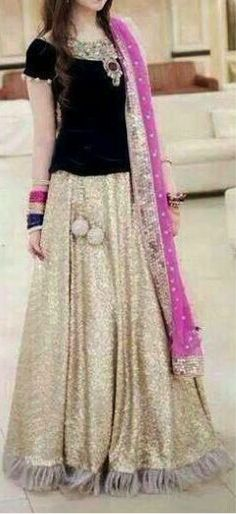 Designer Clothes, Shoes & Bags for Women Pakistani Wedding Dresses, Pakistani Outfits, Pakistani Bridal, Indian Dresses, Indian Outfits, Bridal Dresses, Ethnic Outfits, Indian Attire, Indian Wear