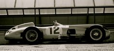 ...Mercedes Silberpfeil W 196