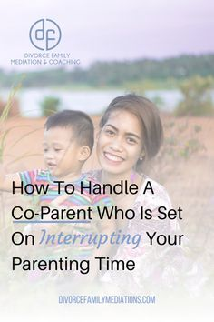 Is your co-parent invading your space and time with your children? Or questioning your parenting? Check out these tips on what to do next. #divorce #coparenting #children Co Parenting, Single Parenting, Abusive Relationship, Relationships, Kids Sand, Divorce And Kids, Loneliness, Breakup, Anxiety