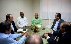 Armario de Noticias: Danilo Medina y empresarios dan seguimiento a proy...