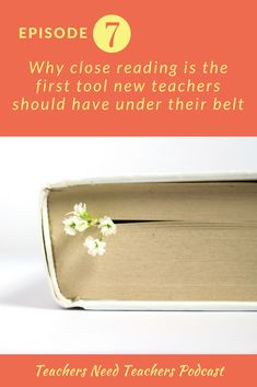 Teaching literacy is a responsibility for all teachers of all subjects, but what if you don't know how to teach reading? Teaching Methods, Teaching Strategies, Teaching Resources, Close Reading Strategies, Reading Comprehension Strategies, Teaching Philosophy, Philosophy Of Education, Learning Log, Teacher Evaluation