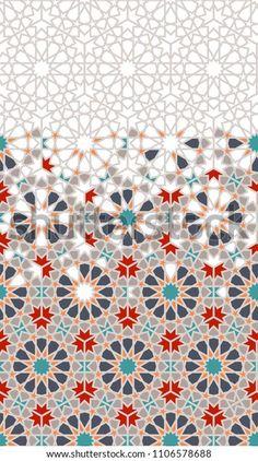 Shutterstock koleksiyonunda HD kalitesinde Tile Repeating Vector Border Geometric Halftone temalı stok görseller ve milyonlarca başka telifsiz stok fotoğraf, illüstrasyon ve vektör bulabilirsiniz. Her gün binlerce yeni, yüksek kaliteli fotoğraf ekleniyor. Motifs Islamiques, Vector Border, Halftone Pattern, Arabesque Pattern, Islamic Patterns, Arabic Pattern, Islamic Art Calligraphy, Album Design, Henna Art