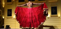 Blenders Pride Fashion Tour 2014 #suneetvarma #shekhawati #blenderspridefashiontour #blenderspride #bpft #red #indiandress