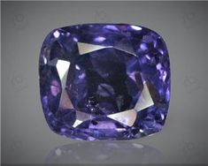 Purple Sapphire | Khuni Neelam Stone Price | Khuni Neelam Benefits- Ratna Bhandar Neelam Stone, Gem Online, Purple Sapphire, Color Grading, Astrology, Jewels, Gemstones, Jewerly, Gems
